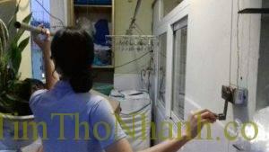 Sửa giàn phơi tại nhà giá hợp lý; sử dụng ngay