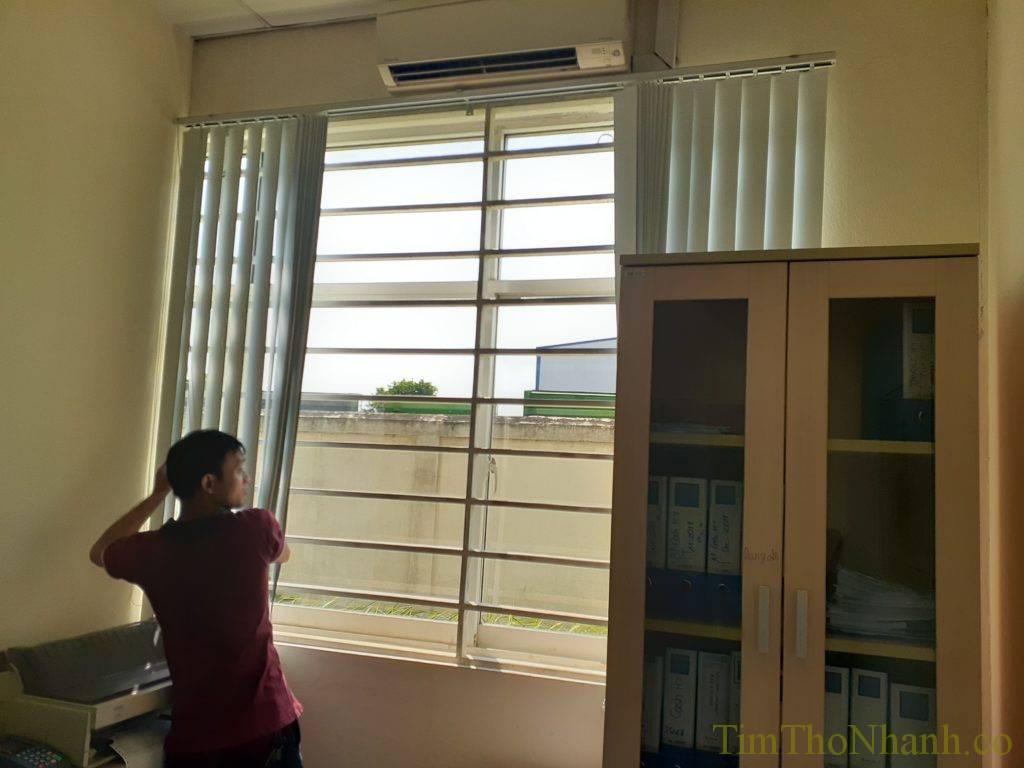 Sửa rèm lá dọc 120.000đ/bộ