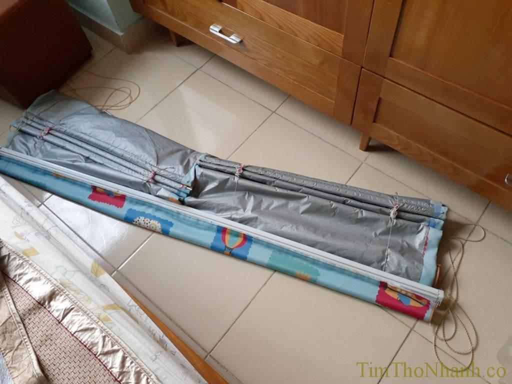 Sửa rèm roman tại chung cư viện chiến lược công an – đường tú mỡ
