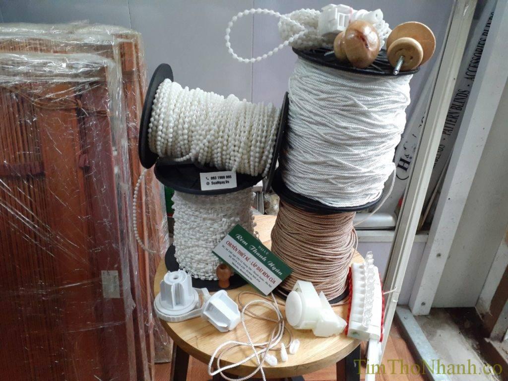 Sửa rèm tại nhà sử dụng ngay sau 30' khắc phục tránh lãng phí