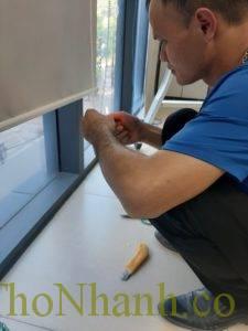 Sửa chữa rèm phù hợp mọi công trình lớn nhỏ