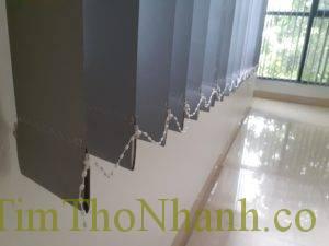 Sửa rèm bổ sung lá thiếu
