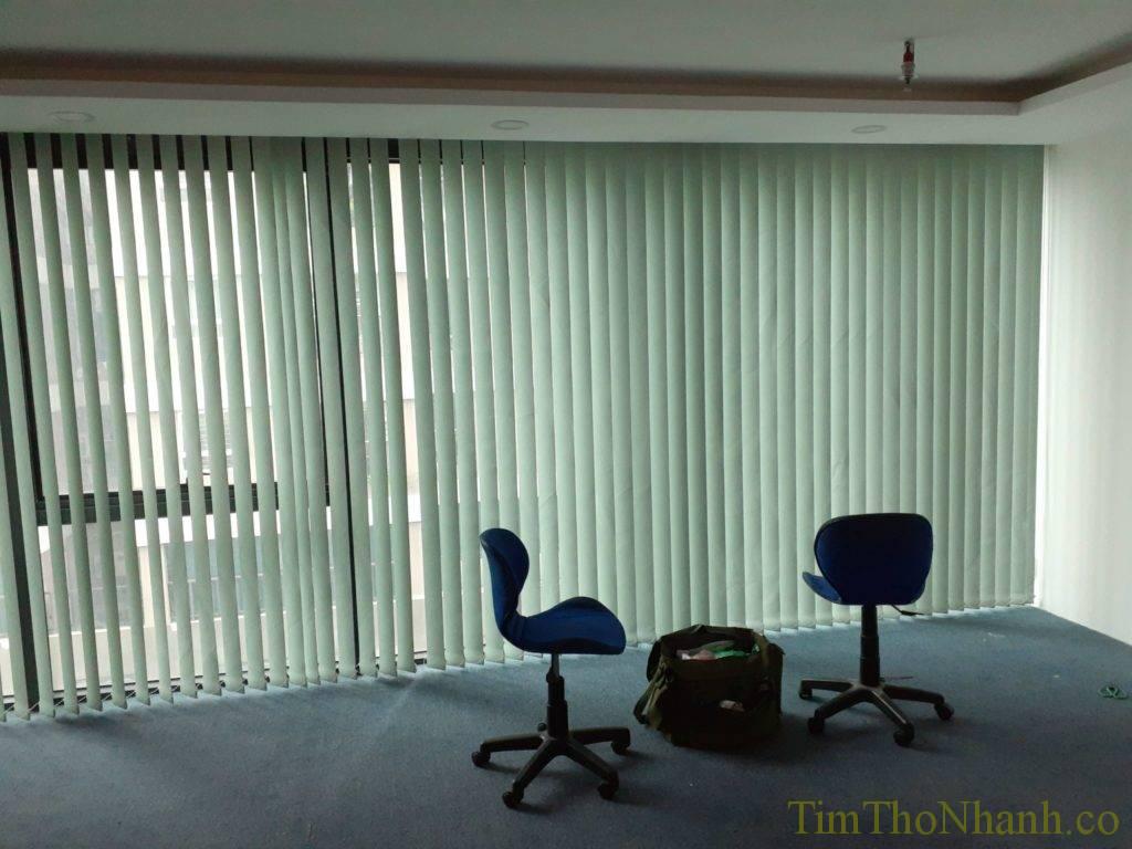 sửa chữa rèm văn phòng