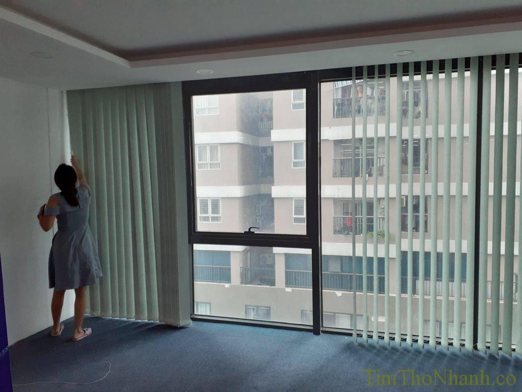 Sửa rèm lá dọc, bổ sung lá thiếu giá hợp lý
